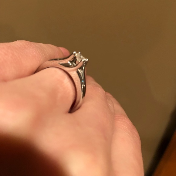 28 off Jared Jewelry Engagement Princess cut ring from
